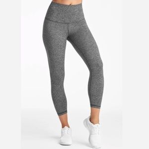 DYI Signature High Waist Jersey Moss 7/8 Leggings